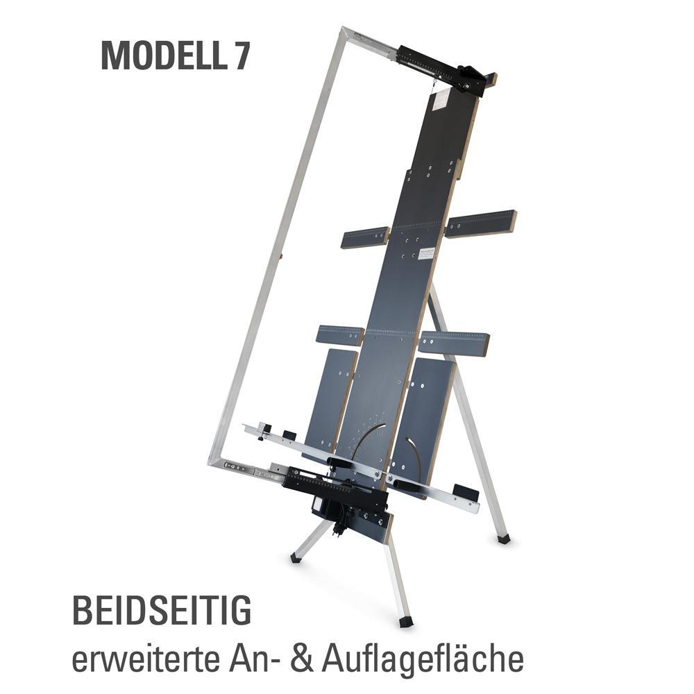 """Der TECHWORK Styroporschneider /""""Gazelle/"""" 200Watt 5xDrähte Dämmstoffschneider"""
